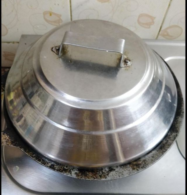 closed-lid cooking