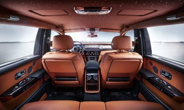 Interior Rolls-Royce