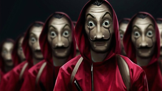 money heist hd