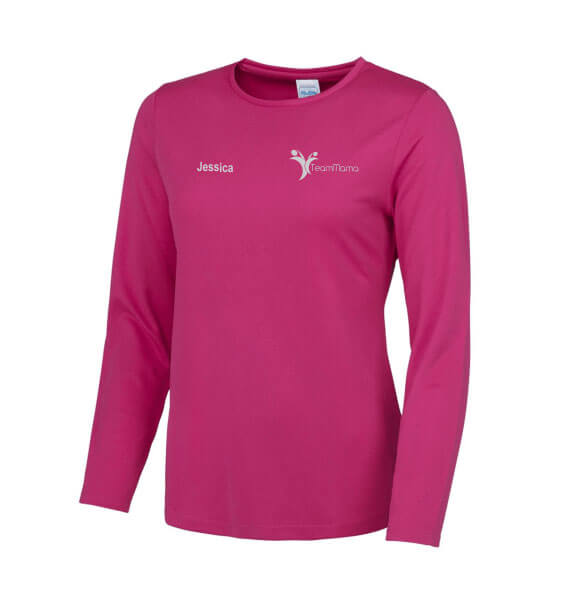 22team-mamastyle-pink-long-sleeve-front