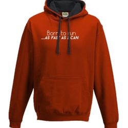running hoodies born to run