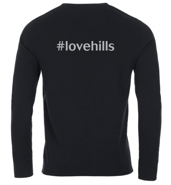 fittology long sleeve back mens