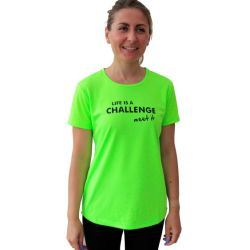 Running t-shirts life is