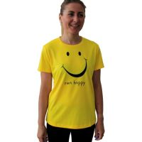 Running t-shirts run happy