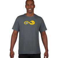 Running t-shirts run infinity