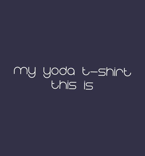 slogan yoda
