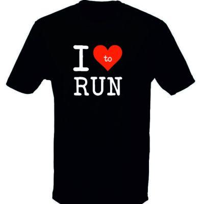 i love to run junior