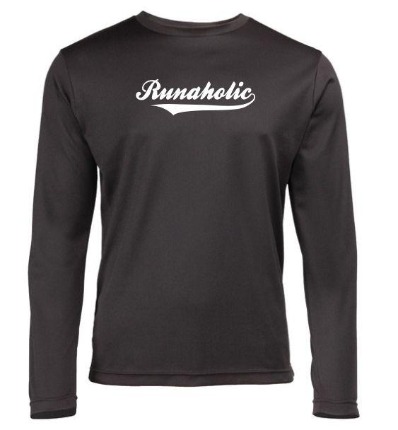 long sleeve running mens runaholic