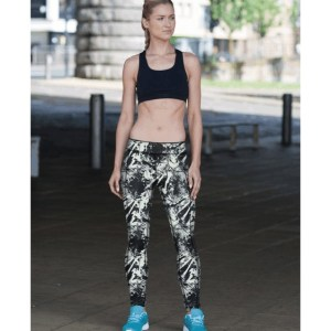 Ladies workout leggins