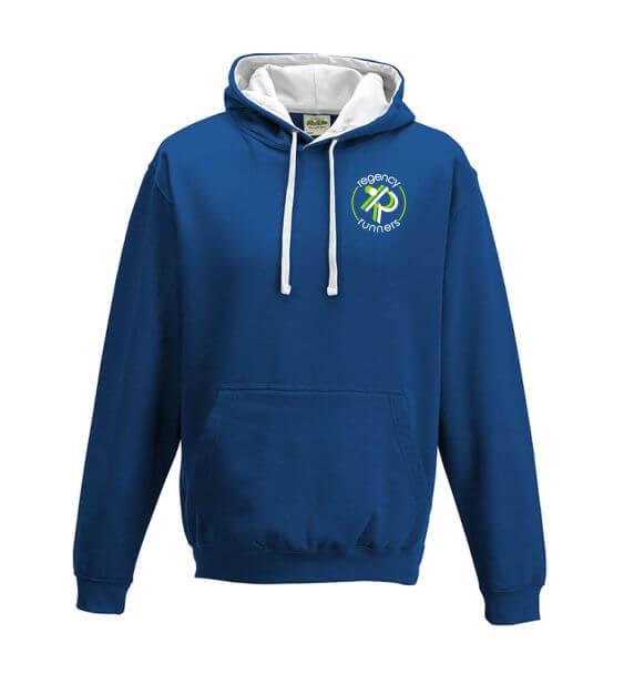 regency runners hoodie front