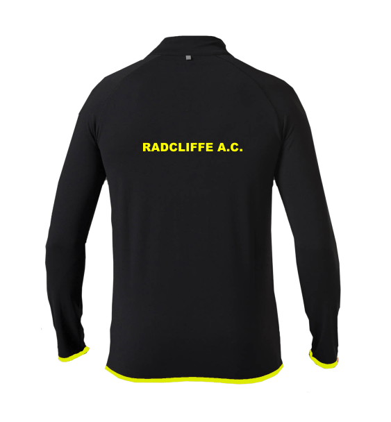 Radcliffe AC zip top back