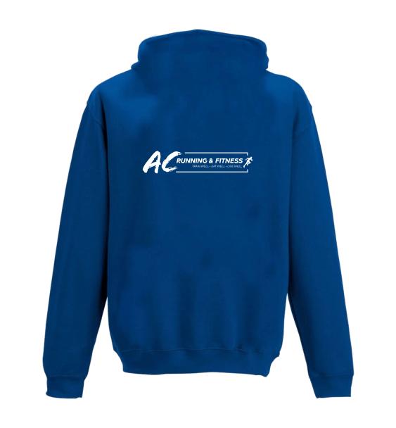 AC running hoodie back