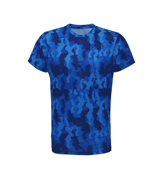td hex mens tshirt royal