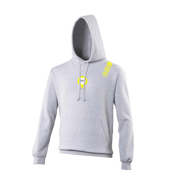 WMN hoodies grey front