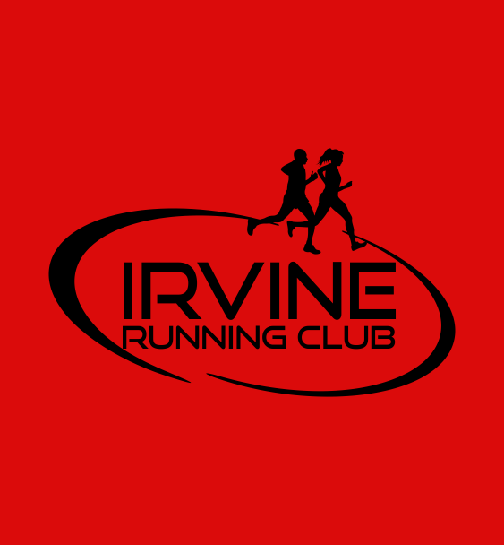 Irvine Running Club logo