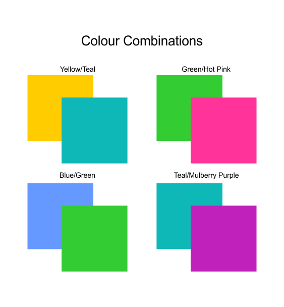 mugs colour combinations
