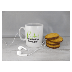 Custom Text Mugs