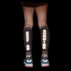 Custom Compression Running Calf Sleeves