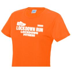 Lockdown Fitness REFLECTIVE