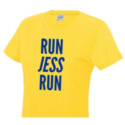 Run Ladies T-shirts