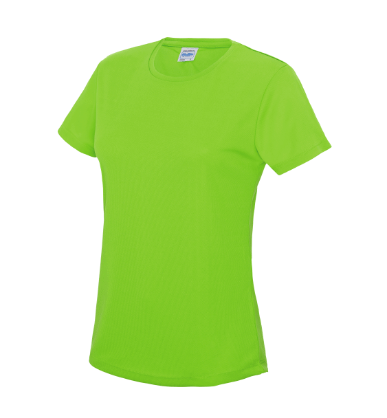 ladies-electric-green