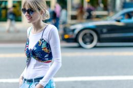 Diego Zuko snaps street style looks from outside the shows