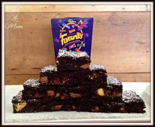 favourites brownie