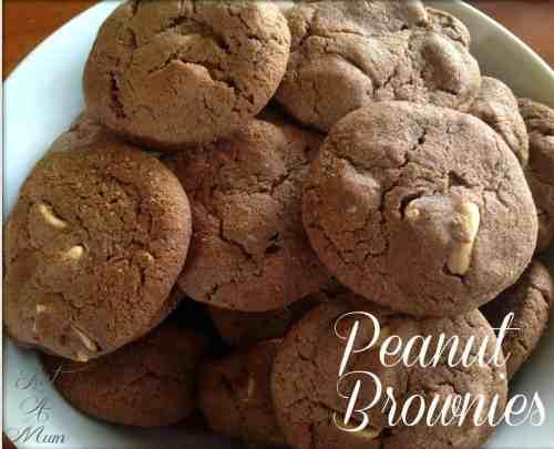 Best Cookie - Peanut Brownie