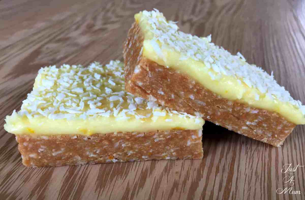 No-Bake Citrus Slice
