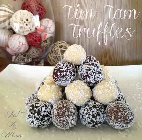 Just A Mums Tim Tam Tuffles