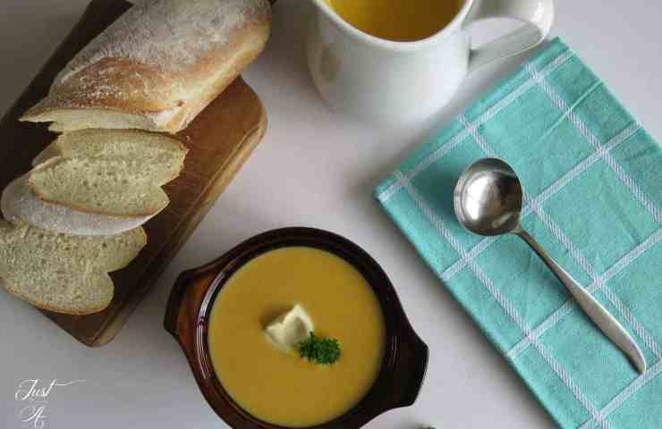 Winter Warming Soups & Cheese Puffs!