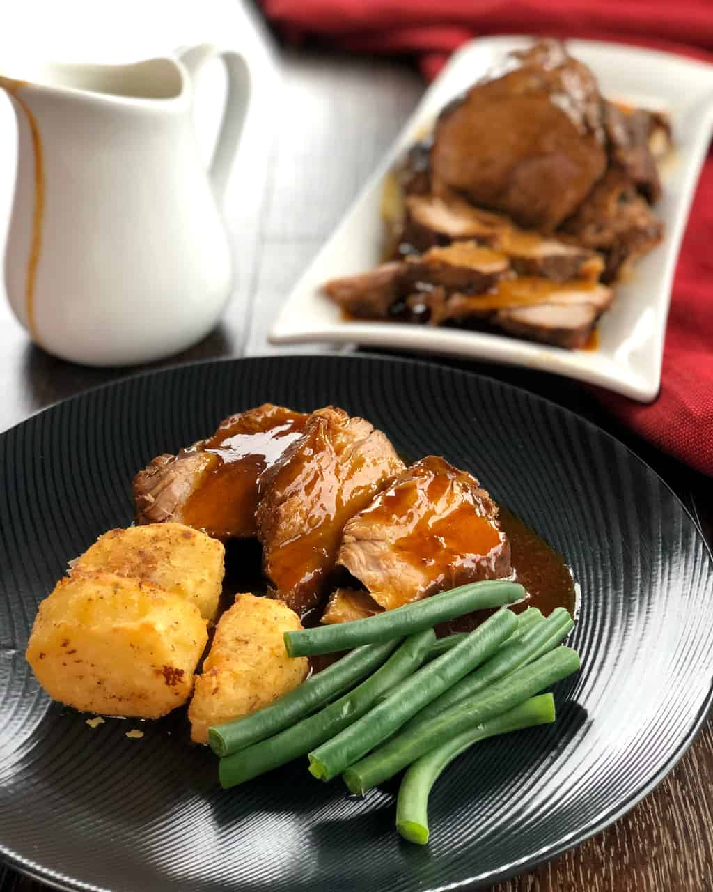 Cosy Winter Slow Cooker Meal