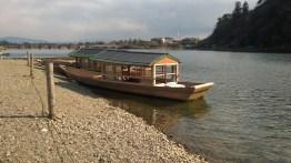 Japanese houseboats!