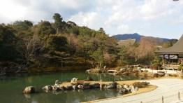 Central lake of the garden... so pretty!