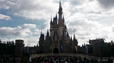 The Disney Castle!
