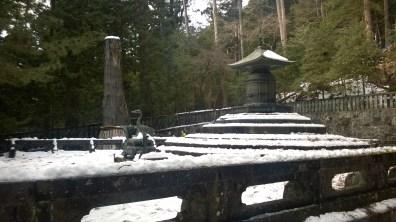 Ieyasu Tokugawa's tomb