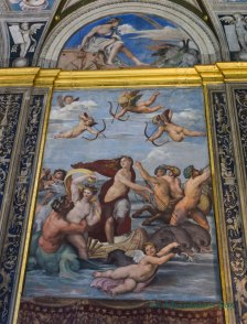 Painted by Raphael