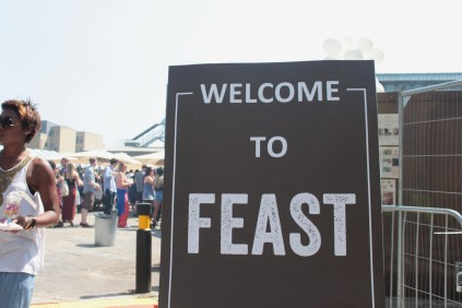 Welcome to Feast