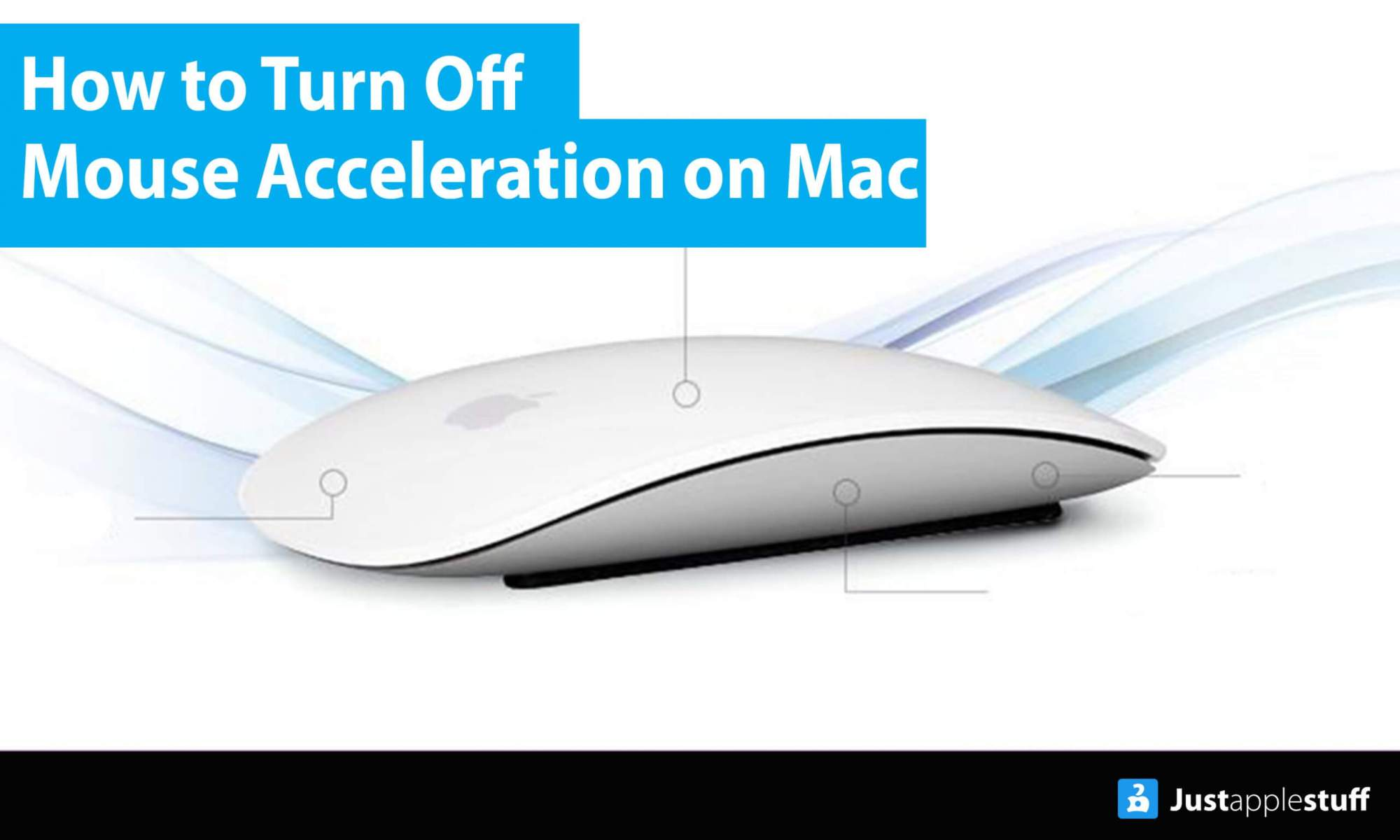 how to Turn Off Mouse Acceleration on Mac