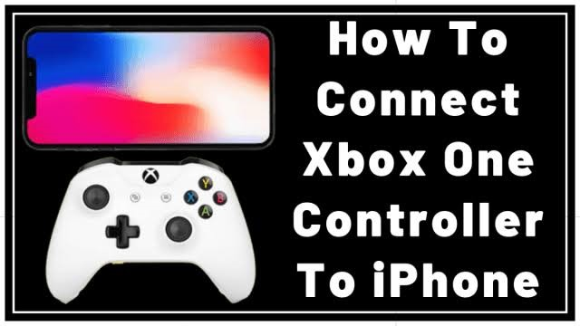connecting Xbox one controller to iPhone
