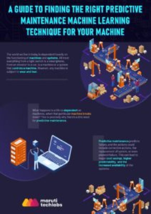 How to Find the Right Machine Learning Techniques for Predictive Maintenance?
