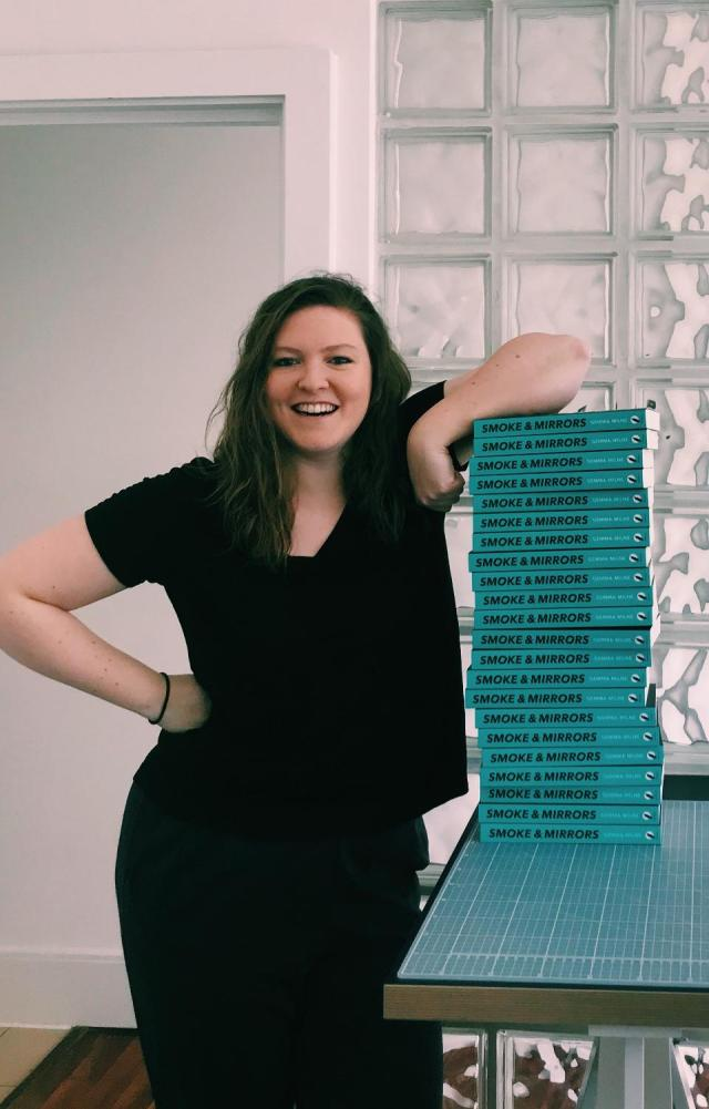 Gemma Milne - Author, Technology Writer