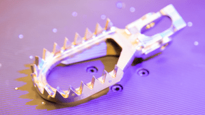Sharpening Raptor Claws Through Reverse Engineering and FEA Analysis