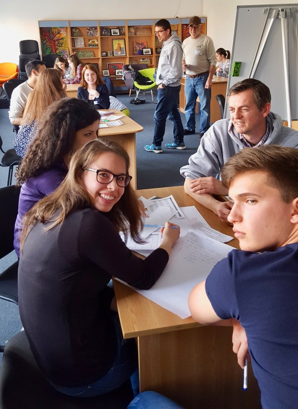 MEK Hungary Team Facilitates a Workshop for Gifted ...