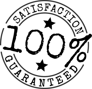 Satisfaction Guarateed
