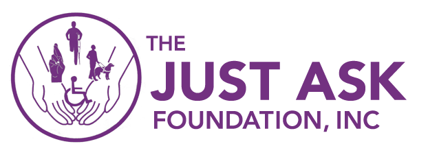 Just Ask Foundation Logo 001