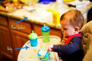 DIY: how to pound chicken