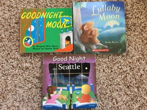 Night-time Themed Books