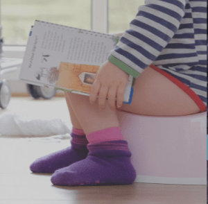 when to start toilet training