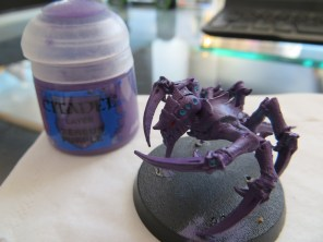 First Flat Layer: Xereus Purple